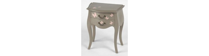 Table de chevet enfant bambins d co for Table de chevet bebe