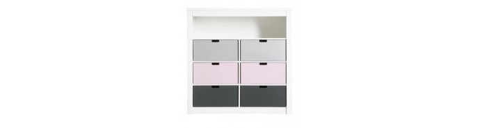 biblioth que enfant bambins d co. Black Bedroom Furniture Sets. Home Design Ideas